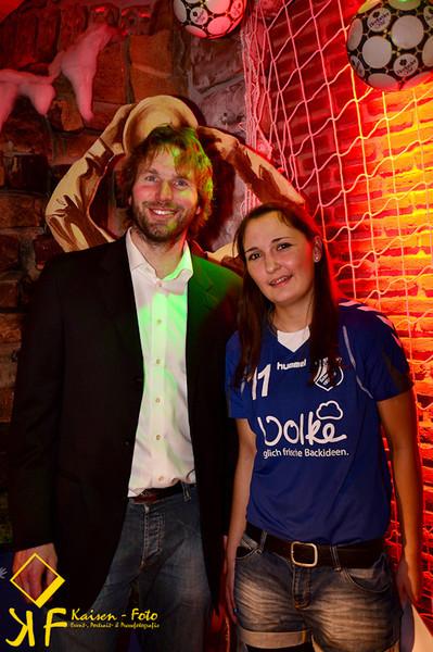 Spielerin des Jahres Jessica Albien (BW Schwege)