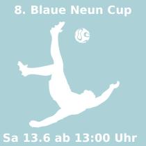 8.Blaue Neun Cup BW Schwege