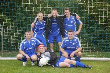 Sieger 4.Blaue Neun Cup BW Schwege