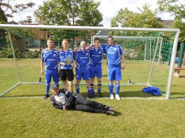 Sieger 6.Blaue Neun Cup BW Schwege