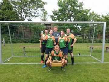 Sieger 7.Blaue Neun Cup BW Schwege