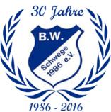 BW Schwege Jubiläumslogo