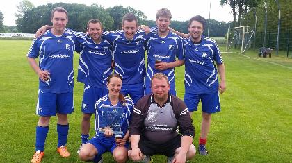 Sieger 9.Blaue Neun Cup BW Schwege