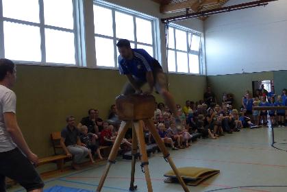BW Schwege Sportfest 30 Jahre Blau Weiß Schwege