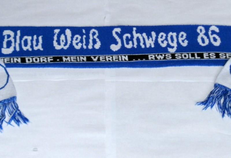 """BW Schwege Fanschal """"Mein Dorf, Mein Verein"""""""