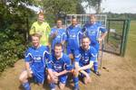 Platz 2 8. Blaue Neun Cup BW Schwege