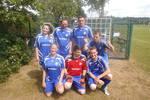 Platz 4 8. Blaue Neun Cup BW Schwege