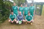 Platz 6 8. Blaue Neun Cup BW Schwege