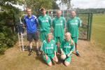 Platz 7 8. Blaue Neun Cup BW Schwege