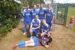 Platz 8 8. Blaue Neun Cup BW Schwege