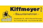 Sponsor BW Schwege Bauunternehmen Kiffmeyer
