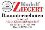 Sponsor BW Schwege Bauunternehmen Ziegert