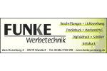 Sponsor BW Schwege Funke Werbung